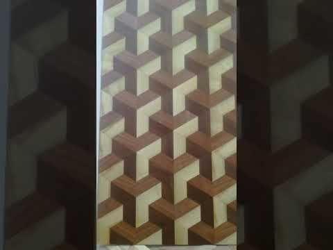 شكل ثلاثى الأبعاد من قشرة الخشب Youtube Home Decor Decor Rugs