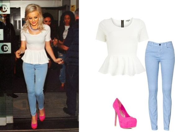 """""""Perrie Edwards look alike!"""" by one-direction-luver913 ❤ liked on Polyvore"""
