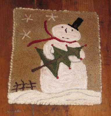 With Hook and Needle: free pattern