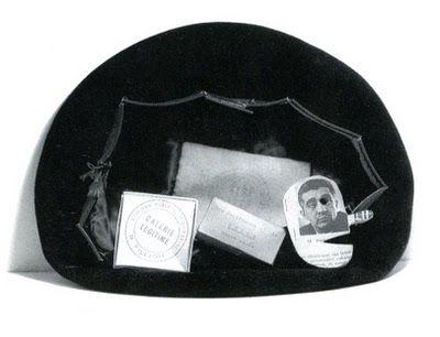 Galerie Légitime, ca 1962-1963 Robert Filliou
