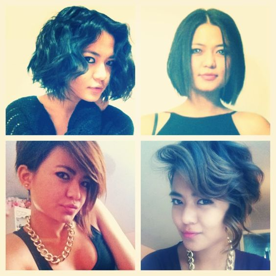 Nice style of Hair Styles #new #tryit