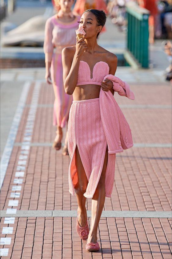 Marco De Vincenzo Milan fashion show - Spring Summer 2020 collections - Vogue