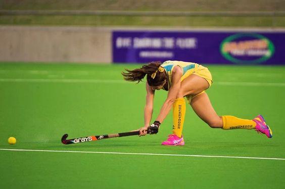 Anna Flanagan, Australia Field Hockey Team. Greys. ❤️