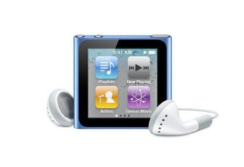 Apple iPod nano 16 GB blue