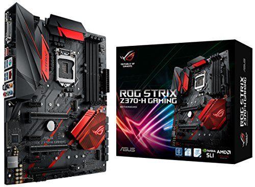 Asus Rog Strix Z370 H Gaming Lga1151 Ddr4 Hdmi Dvi M 2 Z3 Https