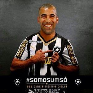 BotafogoDePrimeira: Garoto-propaganda: Sheik vira arma para o Bota tam...