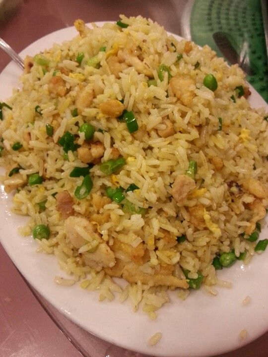 Salted fish fried rice foodilicious recipes for Fish fried rice