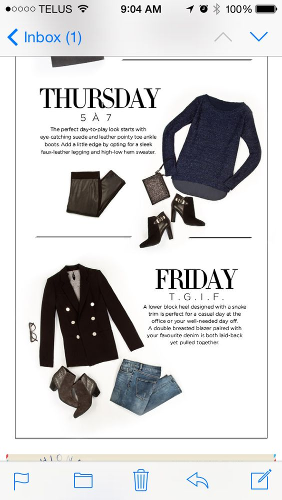 5 days of booties! Thursday and Friday! #lechateau