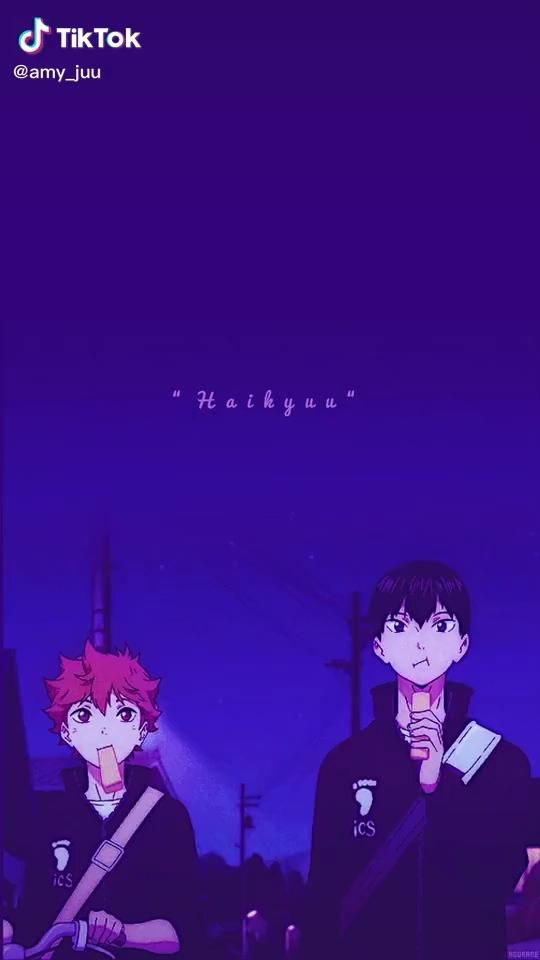 Haikyuu Live Wallpaper Video Anime Haikyuu Anime Haikyuu Manga Haikyuu live wallpaper iphone