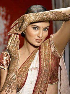 ♥Bonequinhas de Luxo♥: Maquiagem indiana passo a passo