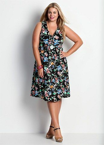 Plus Size Dresses - Maxi &amp- Large Sizes Australian Dresses - Big ...