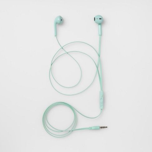 Lilac Or Teal Selection Heyday Wired In-Ear Braided Headphones