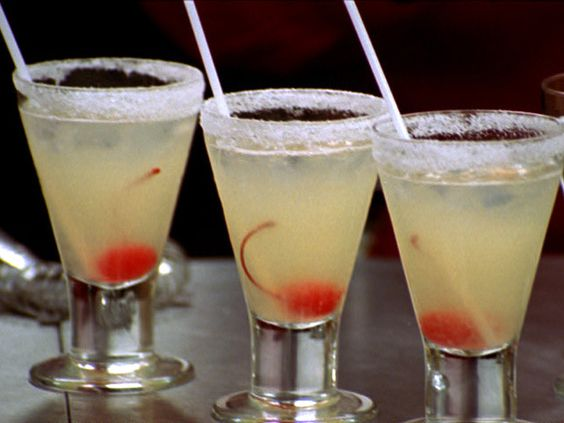 Whiskey Sour Recipe : Food Network - FoodNetwork.com