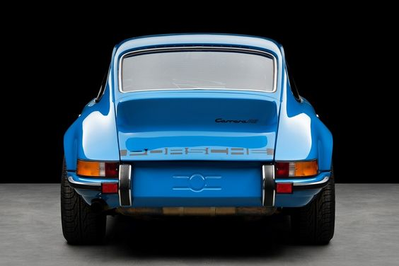 i love my 911 | mobilmitstil: 1973 Porsche 911 Carrera RS...