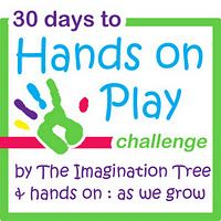 play doh  30 Days to Hands on Play Challenge: Play Dough Exploration!