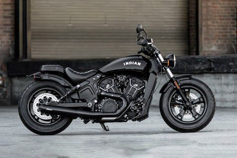 Indian Motorcycle Offers New Customizable Scout Bobber Sixty In