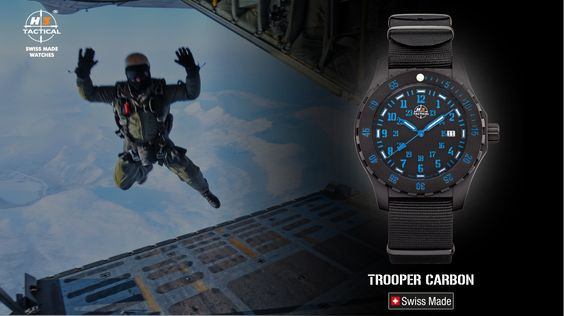 Trooper Carbon New Collection, 2015!