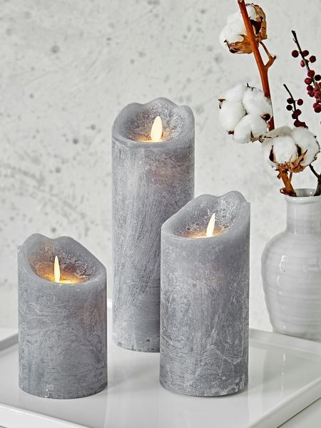There are some occasions where a stylish battery candle is the only option!: