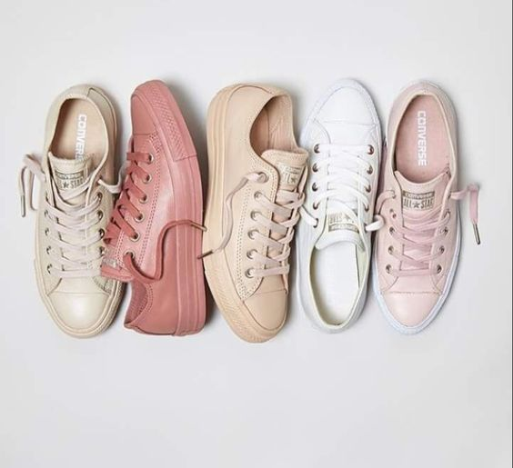 CONVERSE NUDE COLLECTION: