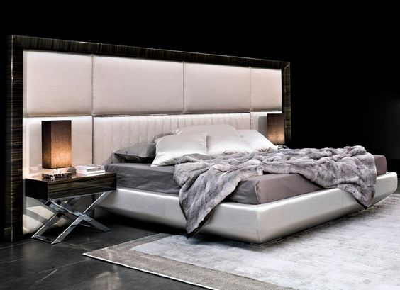 Capital Decor // Kimera Bed Astonishing luxury