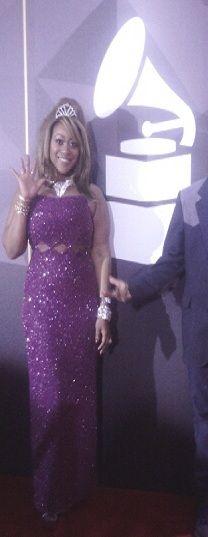"Schaatr ""Hottie"" Sapphira / Grammy Awards 2013"