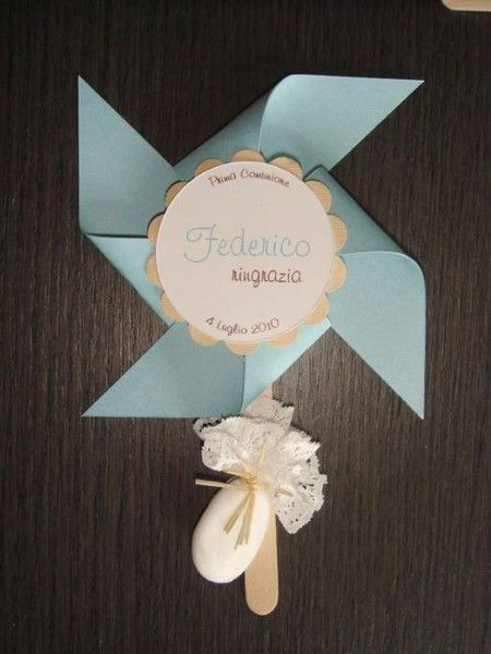 idea for a First Holy Communion