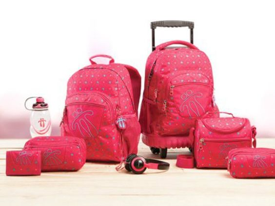 Encontré las mejores mochilas escolares para mis hijos: Totto