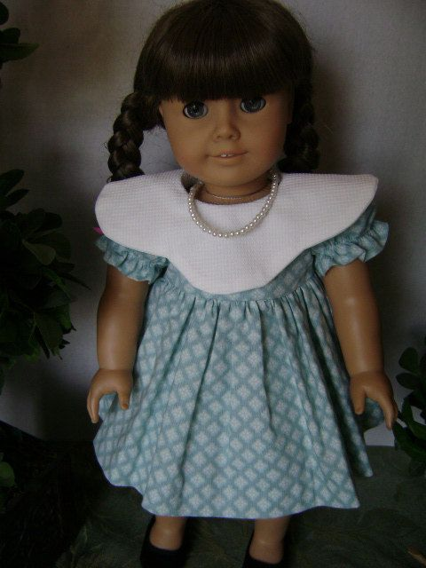 Simply Spring Dress for 18 Inch Dolls Will Fit by gofancynancy, $19.99