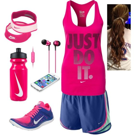 Nike Workout/Running Outfit