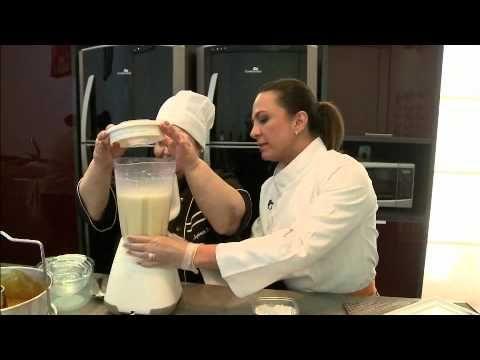 Aprenda a fazer um delicioso Pudim de padaria!
