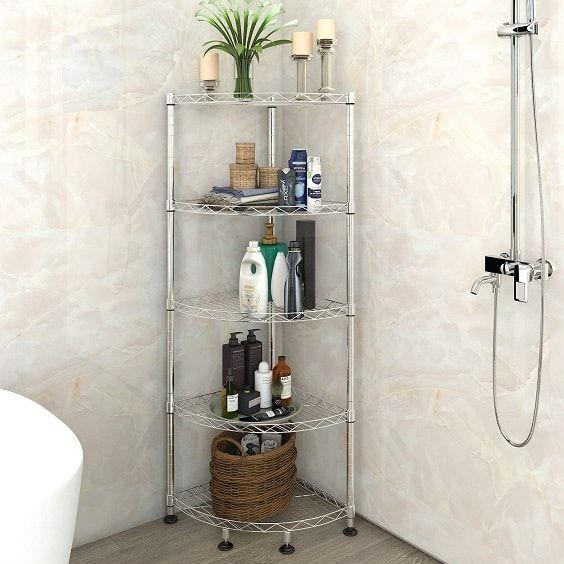 15 Best Bathroom Standing Shelf To
