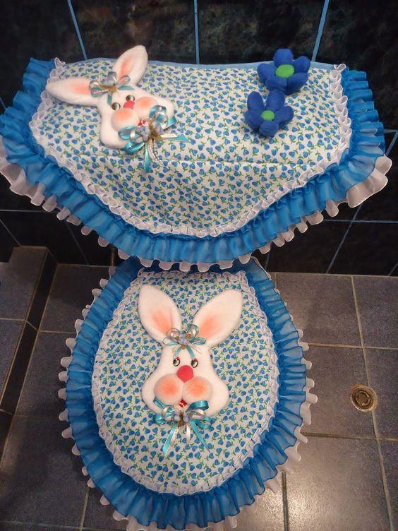 Juego De Baño Ferrum Azul ~ Dikidu.com