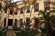 Pátio do colégio Pedro II