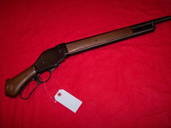 lever action shotgun sawed off handle weapons and