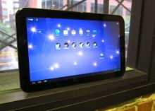 The Toshiba Excite 13 sports the largest tablet screen yet