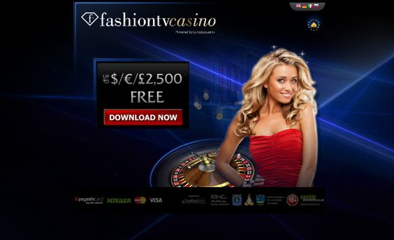 Amazing offer at Fashion Tv Casino. 1st deposit: $/€/£100 free bonus >> jackpotcity.co/r/90.aspx