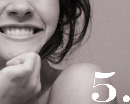 elsie's five tips for better self portraits.