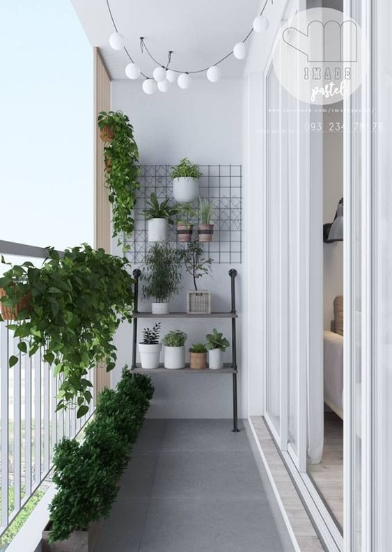 Avec l'été qui approche à grands pas, on a envie de verdure chez soi. Sur son balcon, on accumule ainsi les plantes vertes pour une déco tropicale, qui apporte du soleil dans notre intérieur. #deco #deconature #decotropicale #decoplante #plante #balcon #ete #summer #summervibes