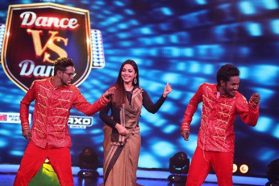 Kollywood's Dazzling Actress Nivetha Pethuraj in this weeks' Dance vs. Dance