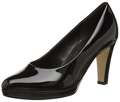 Gabor  Splendid,  Damen Pumps , Schwarz - Black (Black Patent Ht) - Größe: EU 37.5 (UK 4.5) - http://on-line-kaufen.de/gabor/37-5-eu-4-5-uk-gabor-splendid-damen-pumps