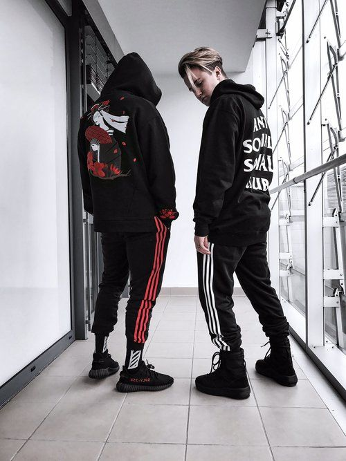 Adidas yeezy outfit