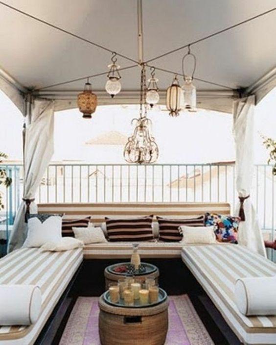 Moderne terrassengestaltung bilder und kreative