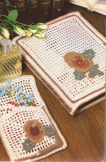 Esquemas   CTejidas: Carpeta para Sobres y Papel de Cartas y Joyero -> http://esquemas.ctejidas.com/2012/11/carpeta-para-sobres-y-papel-de-cartas-y.html