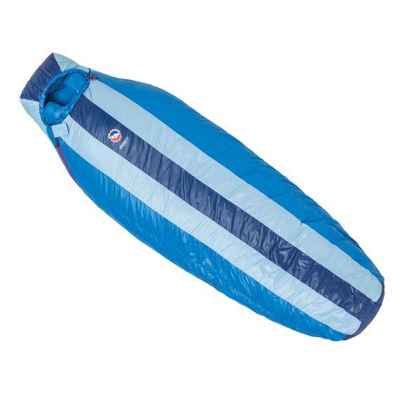 Big Agnes Sleeping Bag Fish Hawk 30 650 DownTek Long Left Hand Zipper