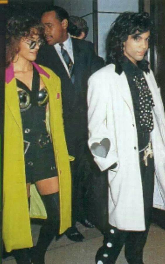 Sheila E & Prince