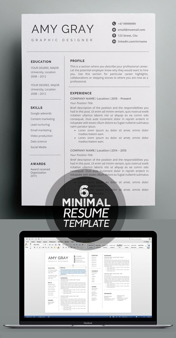 Free Resume Review Job Resume Examples Resume Template
