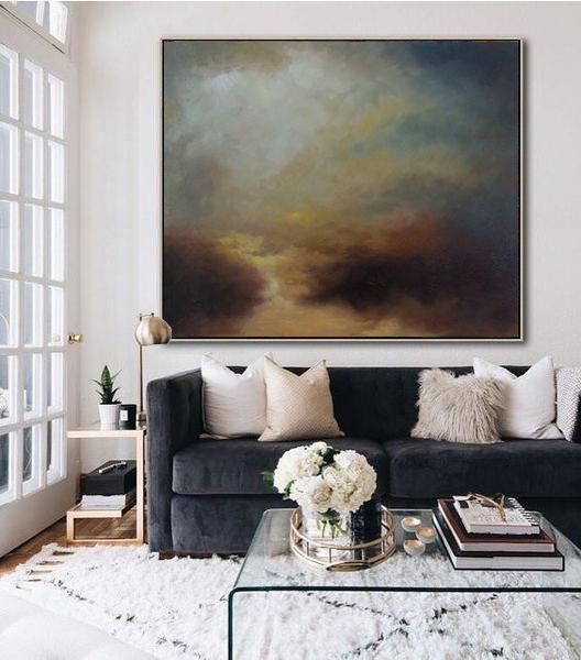 Living Room Decor Apartment, How To Decorate A Large Apartment Living Room