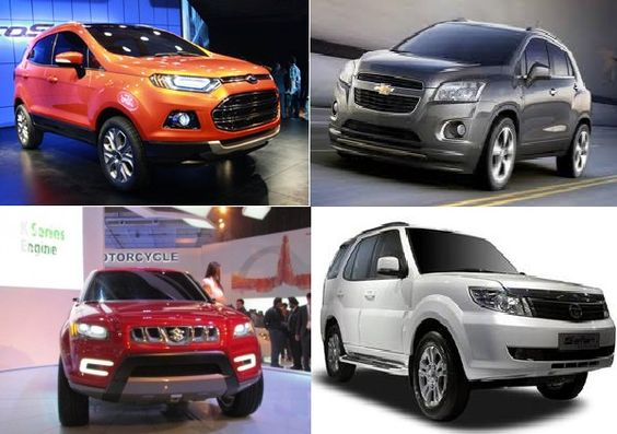 New Renault Duster Meets The Competition With New Ford Ecosport Maruti Xa Alpha Chevrolet Trax Safari Storme Scorpio New Renault Chevrolet Trax Renault Duster