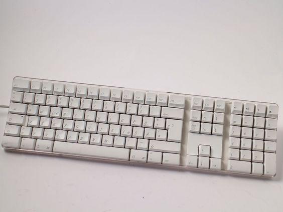 AppleTastatur Model A1048 deutsch Ziffernblock 2 x USB Hub für Mac Imac Keyboard in Computer, Tablets & Netzwerk, Tastaturen, Mäuse & Pointing, Tastaturen & Keypads | eBay