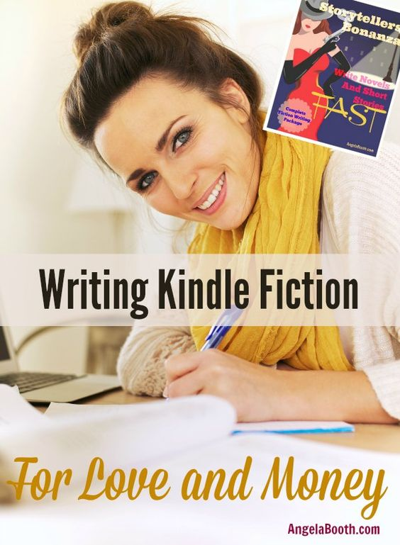Fiction is stories. Tell stories, and you can make money from publishing them yourself, or you can go the traditional publishing route: http://www.fabfreelancewriting.com/blog/2013/06/23/writing-kindle-fiction-for-love-and-money